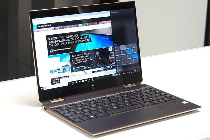 best laptop deal-hp-spectre-x360-13-2019-review