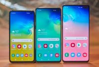 samsung S10e S10 S10+ plus review